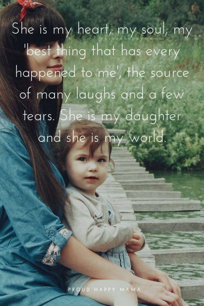 30 Meaningful Mother And Daughter Quotes Daughter Love Quotes
