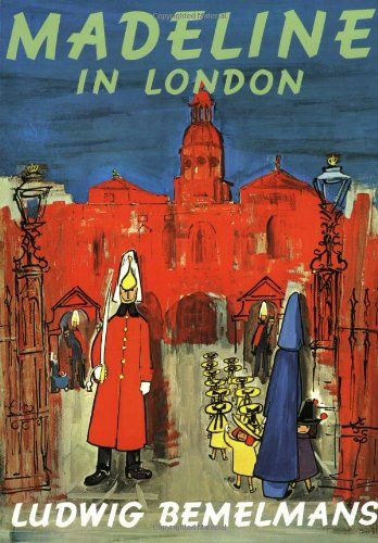 62 best books images on pinterest livros 30th and beatrix potter madeline in london v by ludwig bemelmans fandeluxe Gallery