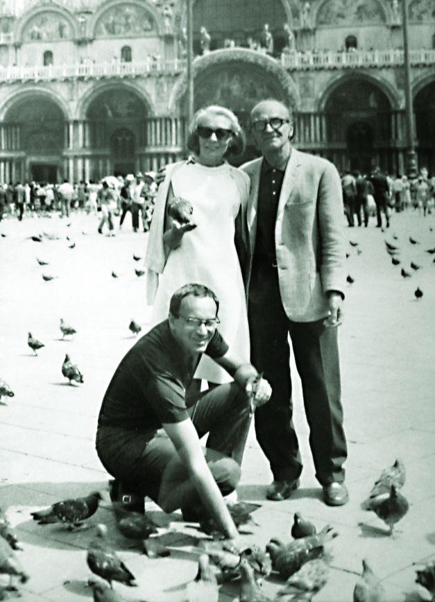 Christinel şi Mircea Eliade
