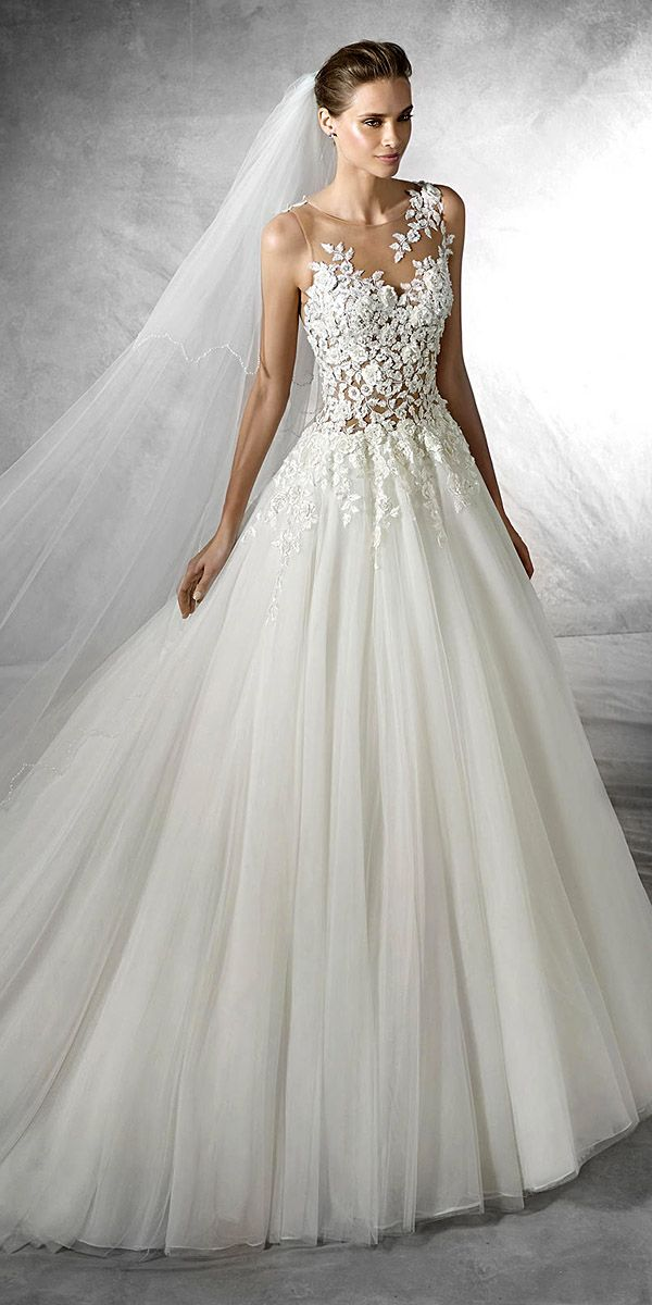 Best 11279 Wedding gowns images on Pinterest | Weddings
