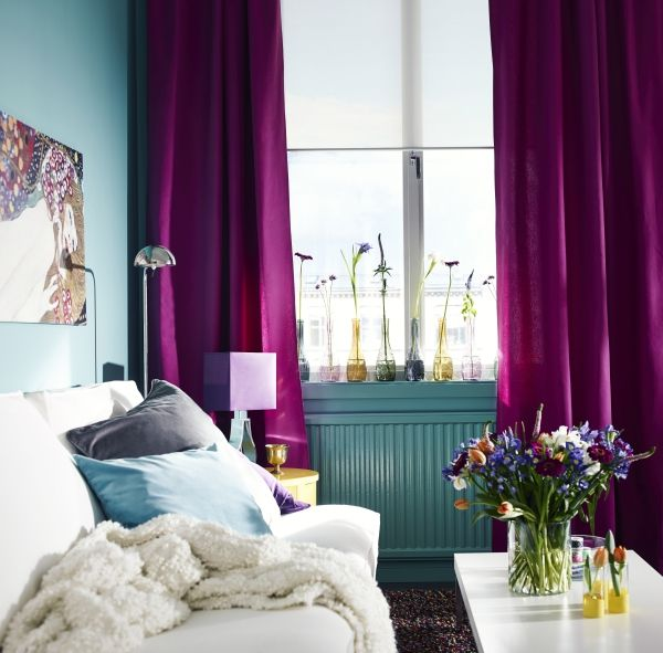 ikea purple bedroom 253 best images about combo of blue amp purple interior 11873
