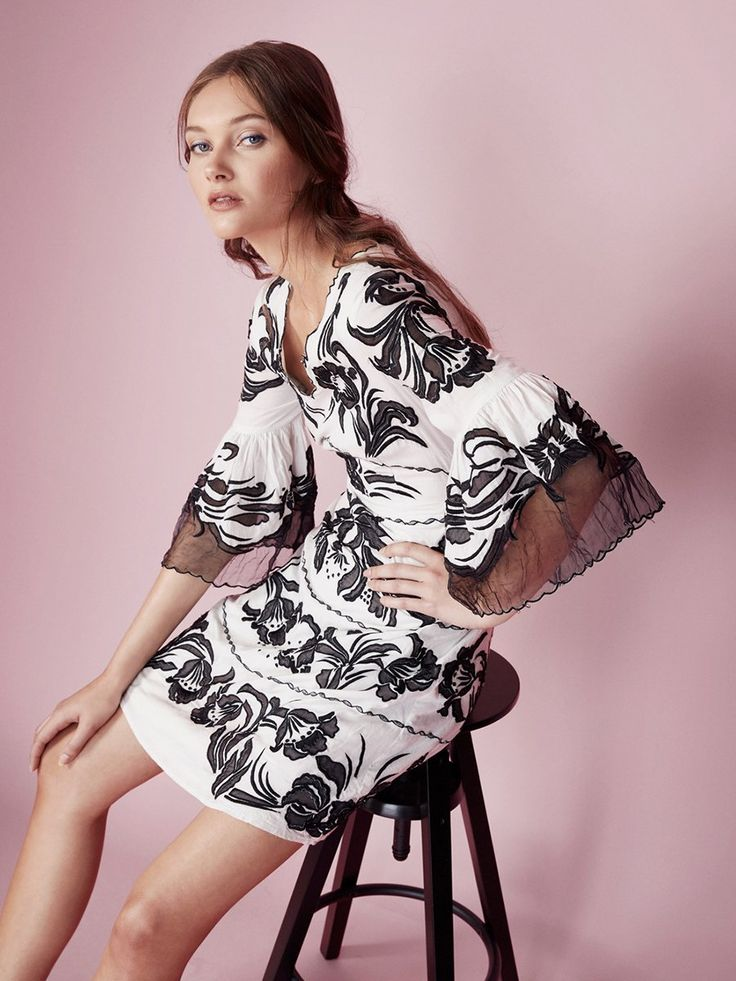 Moss and Spy - Arielle Dress