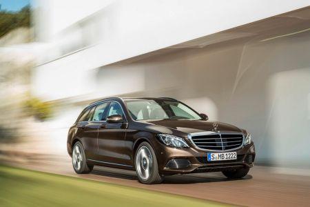 Picture of Mercedes-Benz 2015 C-Class Estate