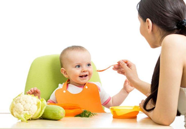 Εισαγωγή στερεών και άλλων τροφών στη διατροφή του βρέφους:  Συμβουλές προς τους γονείς & κανόνες ασφάλειας.