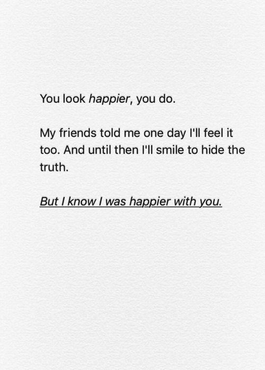 happier by Ed Sheeran