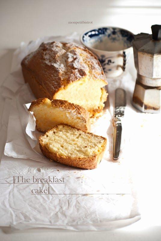 La torta ideale per la prima colazione!