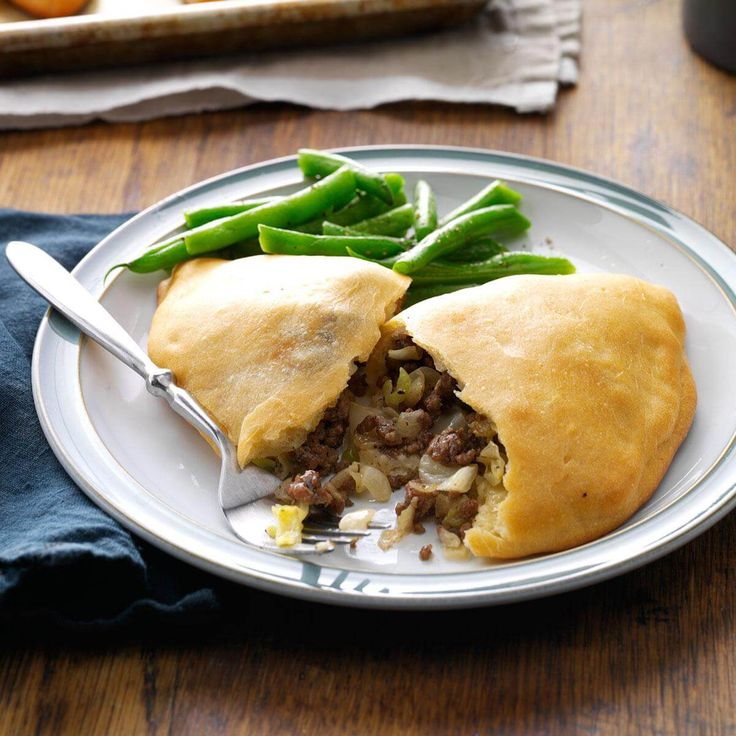 Ground Beef Phyllo Recipe: Midwestern Meat Pies