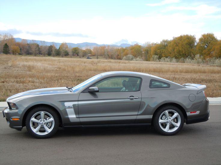 Clint's Mustang