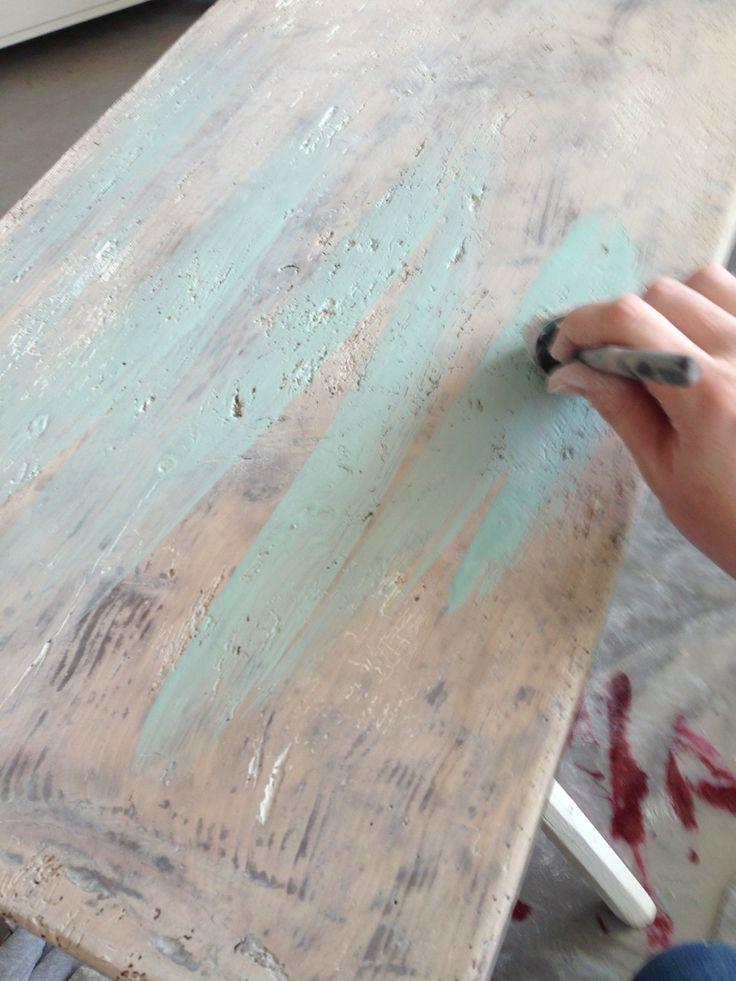 Annie Sloan Krijtverf en Annie Sloan Workshops www.debestekrijtverf.nl |
