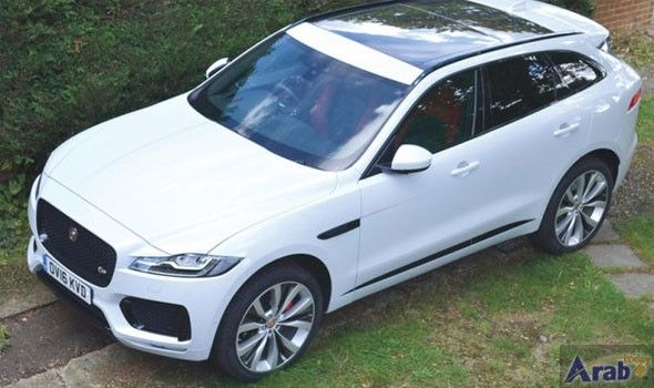 Jaguar F-Pace tested in UK; best in…