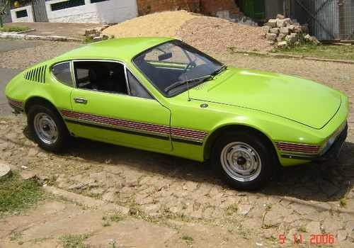 1972 - 1976 Volkswagen SP2 | The SP2 was a sports car develo… | Flickr