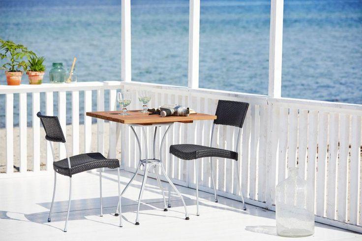 COMET krzesła ogrodowe i stolik ATLAS. AVANTGARGE Sika-Design 2016. Poleca Willow House.