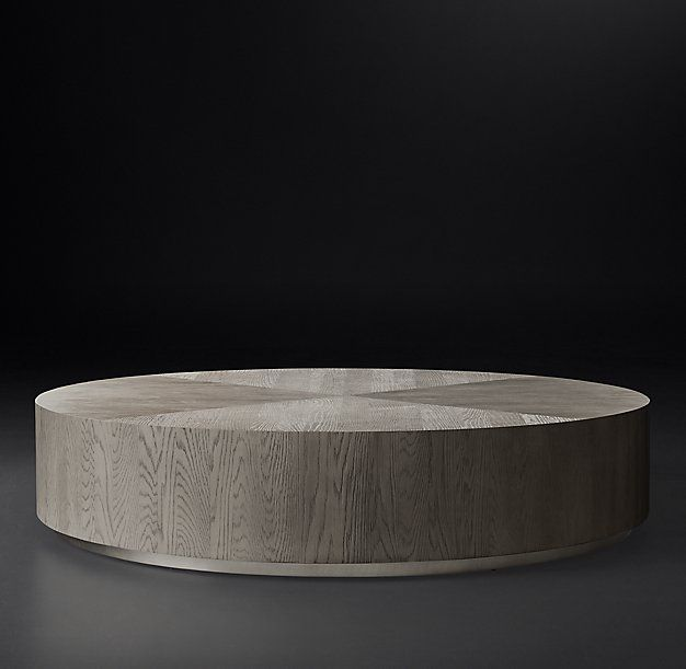 Machinto Round Coffee Table