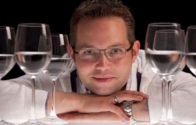 Arno Steguweit: Wasser-Sommelier