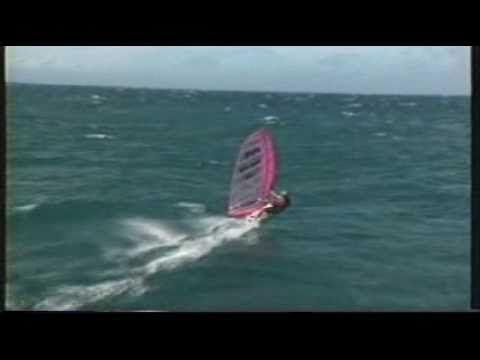 Robby Naish windsurfing legend