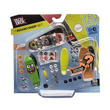 Tech Deck Board Shop - Styles and Colors May Vary