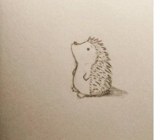 Day 150 - Cute hedgehog