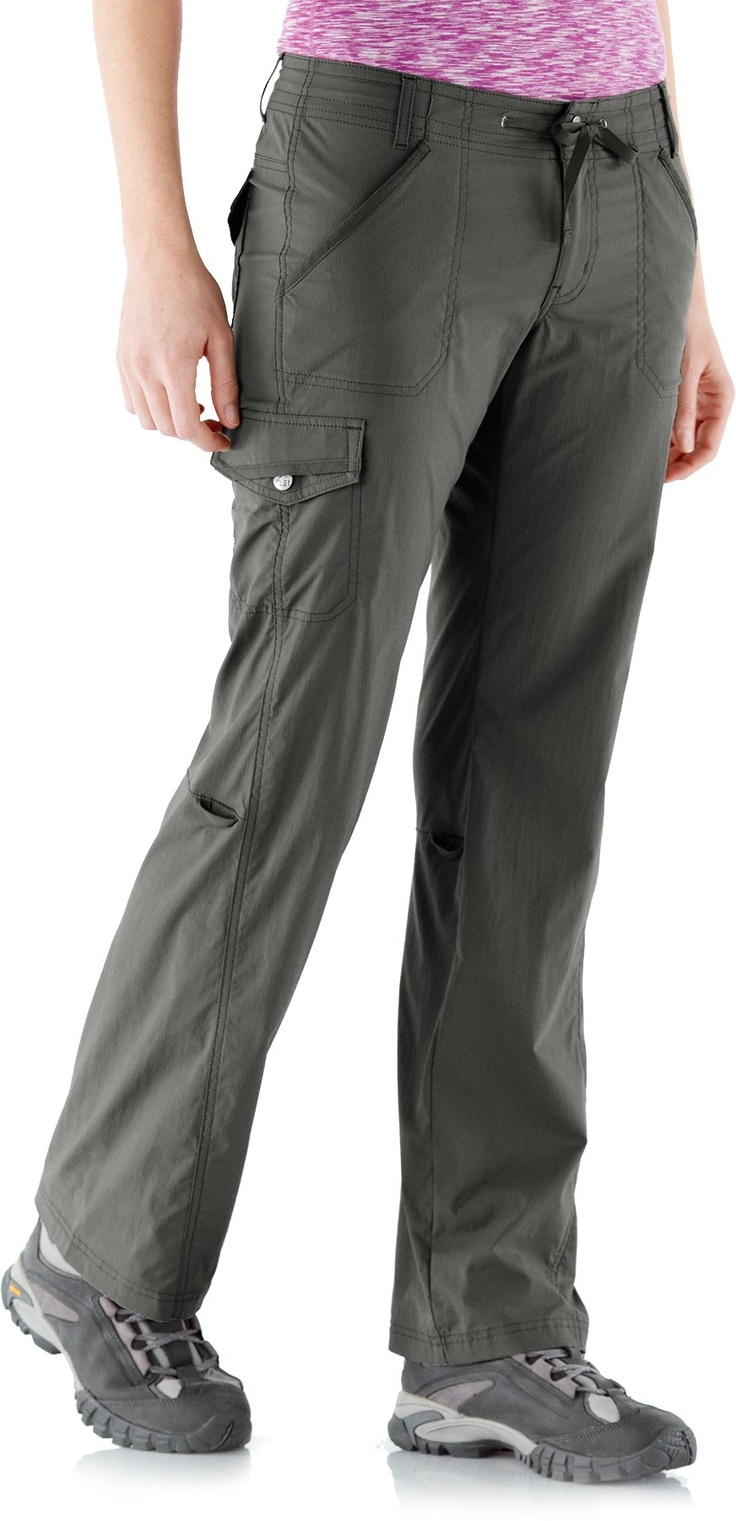 70 Rei Hiking Pants Pewter Size 0 Kilimanjaro
