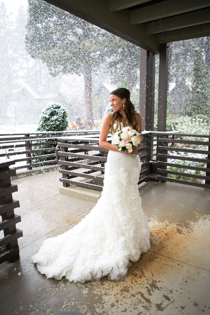 Hyatt Regency Lake Tahoe Spring Wedding Ciprianphotography