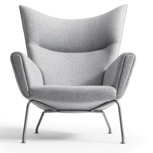 CARL HANSEN CH445 Wingback Chair