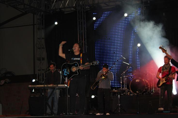 Concierto Mauricio y Palo de Agua - 2010