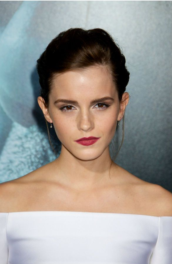 Emma Watson Smoulders At Gravity Premiere After Being Named Sexiest Movie Star