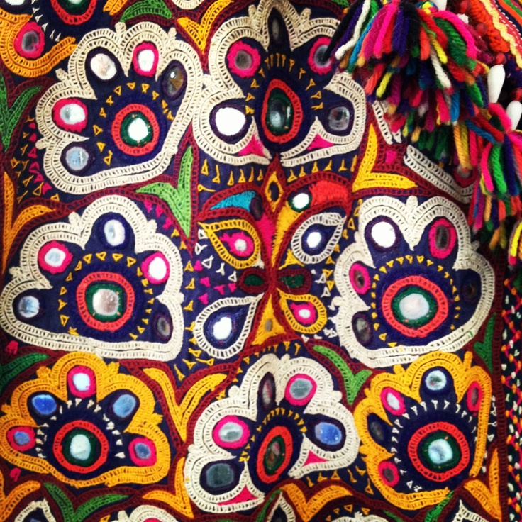 #embroidery #Kutch #India