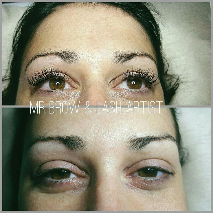 1:1 Individual Eyelash Extensions