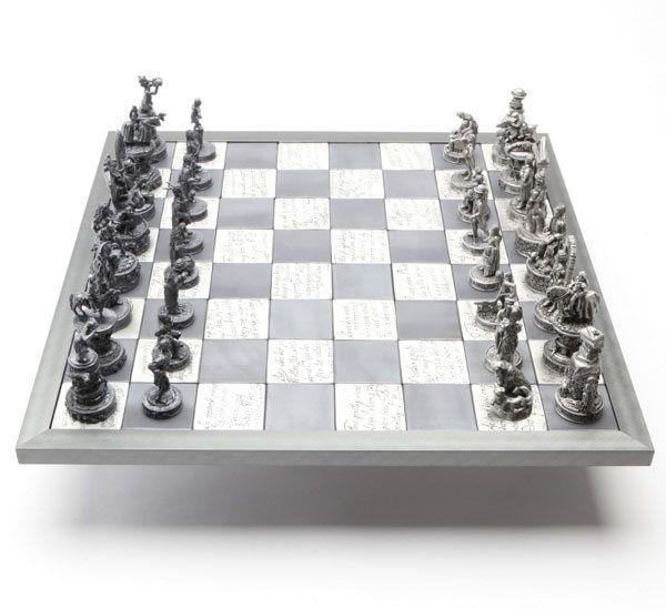 Магазин - Роберт Бернс шахматы