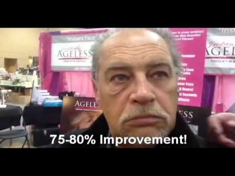 Instantly Ageless - Facelift in a Bottle - OMG! - YouTube