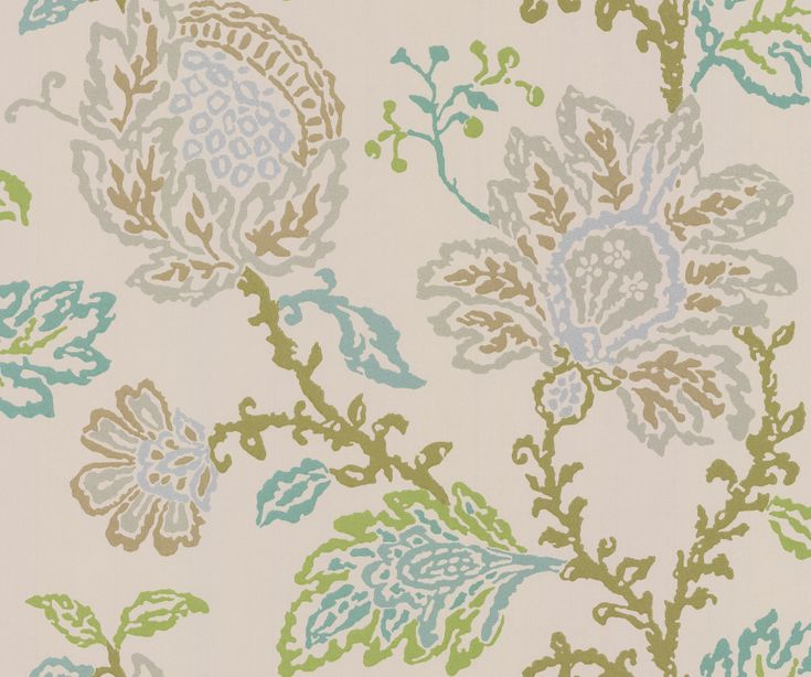 coromandel by nina campbell london toile by timorous
