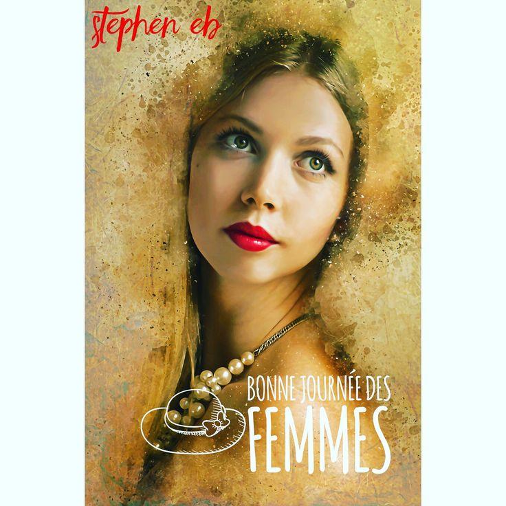 Bonsoir   Aujourd'hui c'est la journée de la femme 😀. Donc je voulais souhaiter à toutes les femmes une bonne journée🌹. Stephen eb  ➖➖➖➖➖➖➖➖➖➖➖➖ #citations #vie #amour #couple #amitié #bonheur #paix #esprit #sante #jeprendssoindemoi #motivationIquotes #inspirationIQuotes #inspire #motivation  #visionnaire  #paris #france #journeedesfemmes #womensday #femmes #women