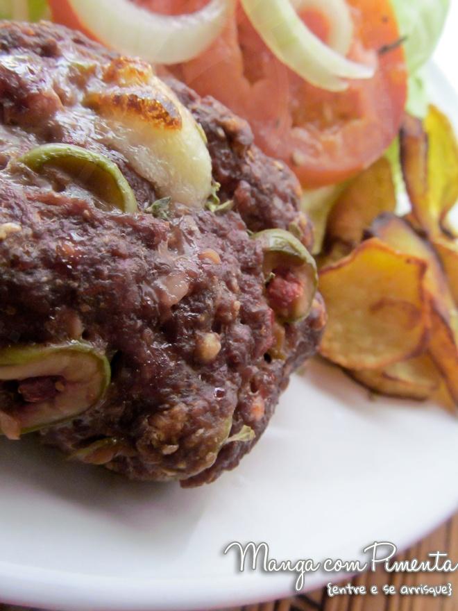Hamburger de Forno