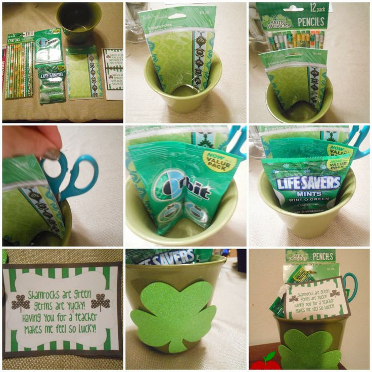2344 best gift ideas for any occasion images on pinterest original st patricks day teacher gift negle Image collections