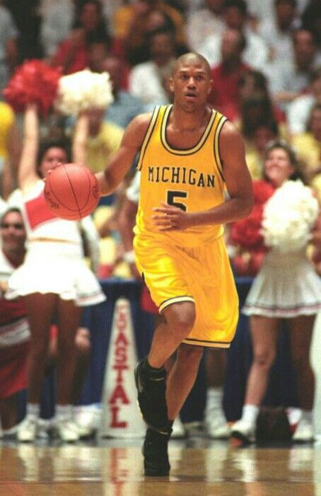 Jalen Rose - One of my favorite College players!