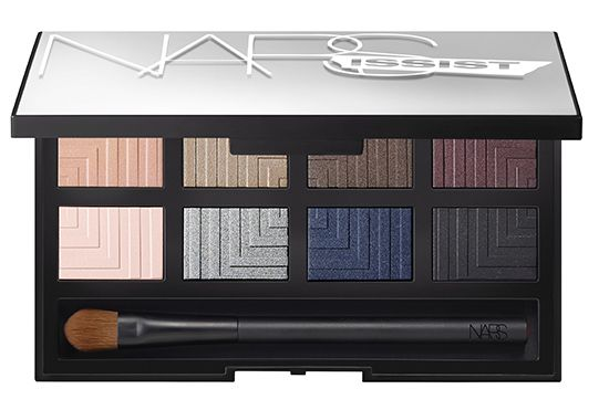 I've held off on the Nars Dual intensity shadows for good reason! Part of the Spring 2015 collection has this palette with EIGHT shadows, including the super popular Himilaya. :)