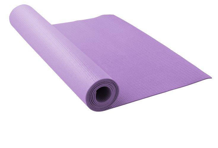 Lotus 3mm Basic Yoga Mat - Light Purple