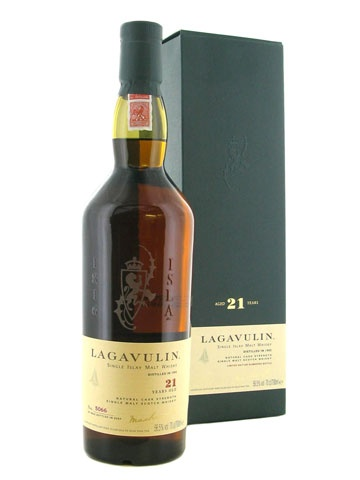 Lagavulin 21 years
