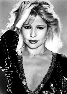 Pia Zadora (actress, singer) Born 5/4/54 in Hoboken, N.J.