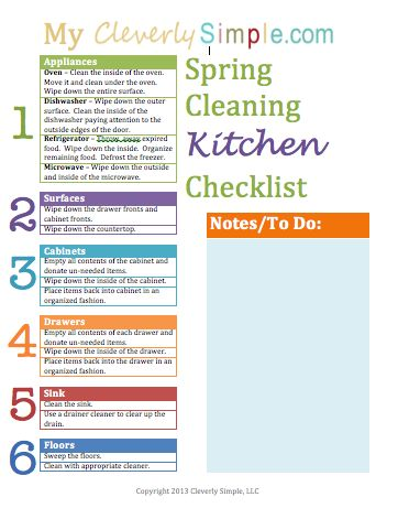 12 best Spring Home Maintenance images on Pinterest Cleaning - spring cleaning checklist