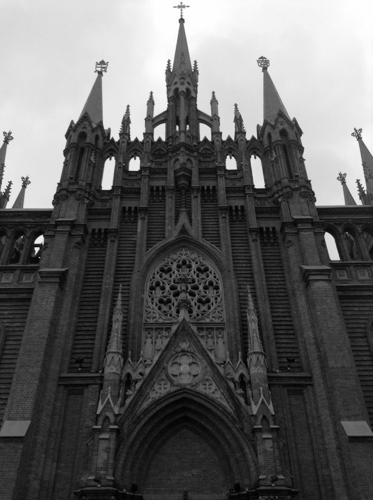 76 Best Gothic Architecture Images On Pinterest