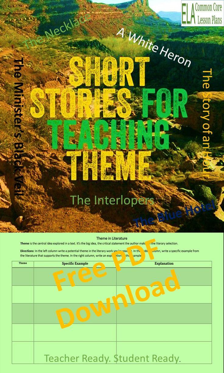131 Best Teaching Short Stories Images On Pinterest -5720