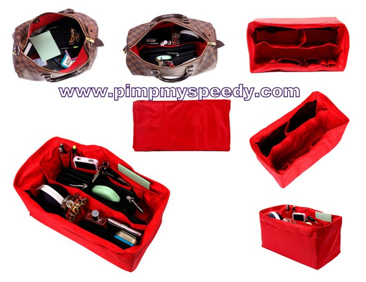 Bag Organizer for Louis Vuitton Delightful by PimpMySpeedydotcom, $22.99