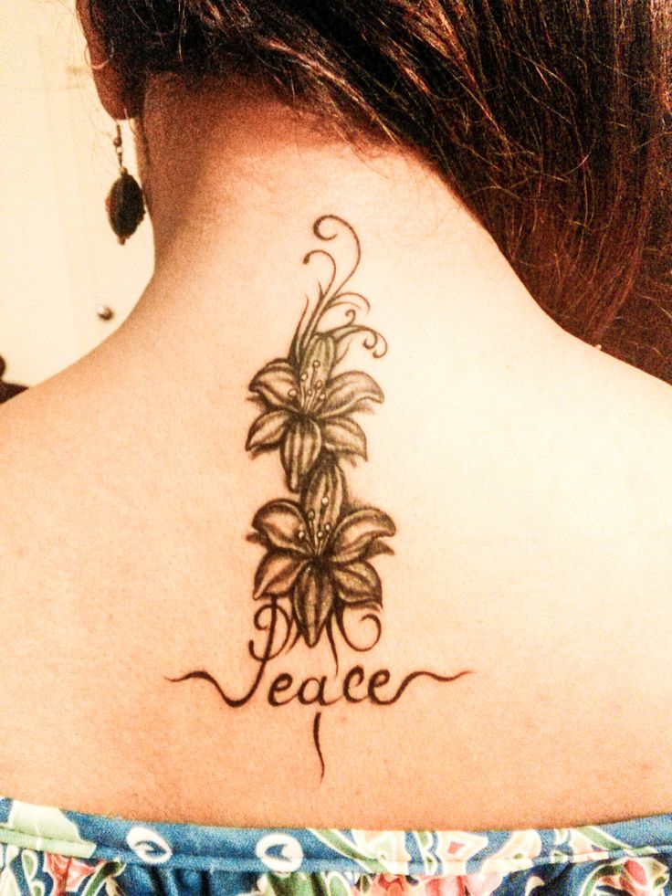 17 best ideas about girl neck tattoos on pinterest neck for My tattoo girls