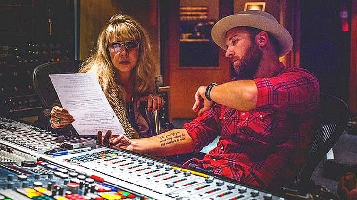 """Stevie Nicks Joins Country Star For Stirring Take On Tom Petty's """"Southern Accents"""""""