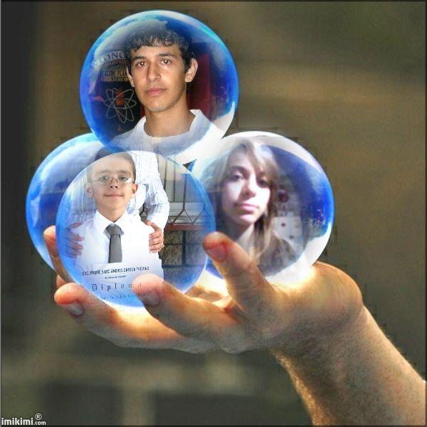 Jms-Crystal balls In My Hands