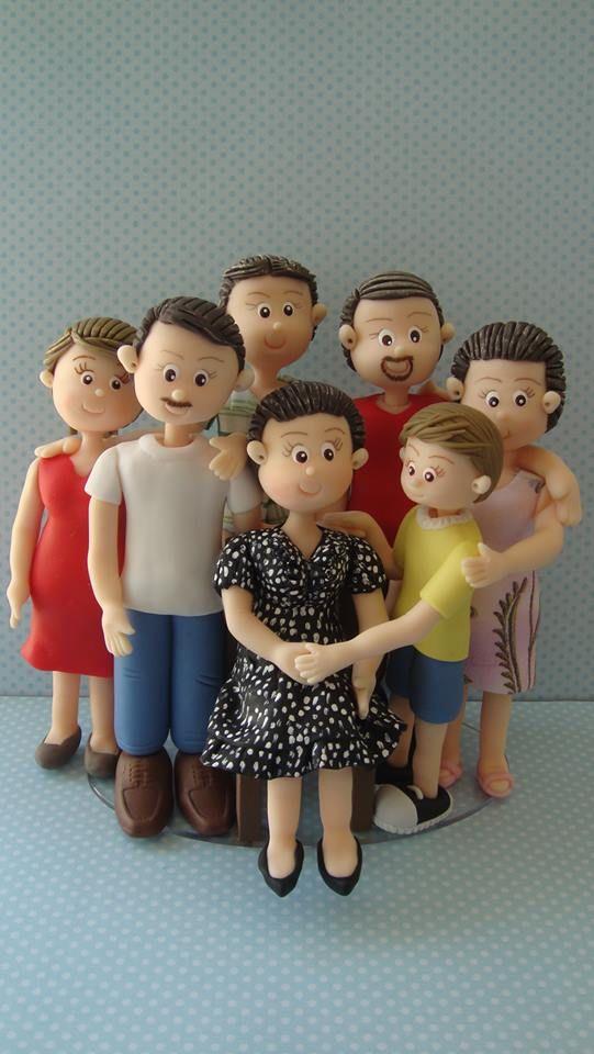 Aile anne baba kız erkek