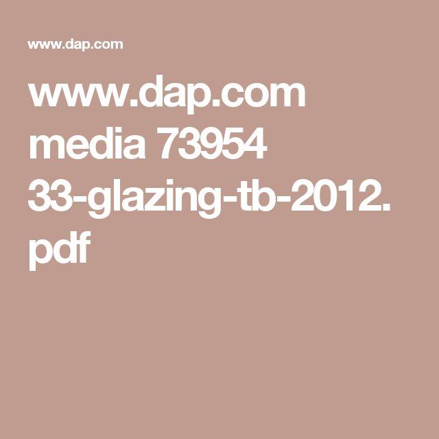 How to apply DAP 33 Window Glazing
