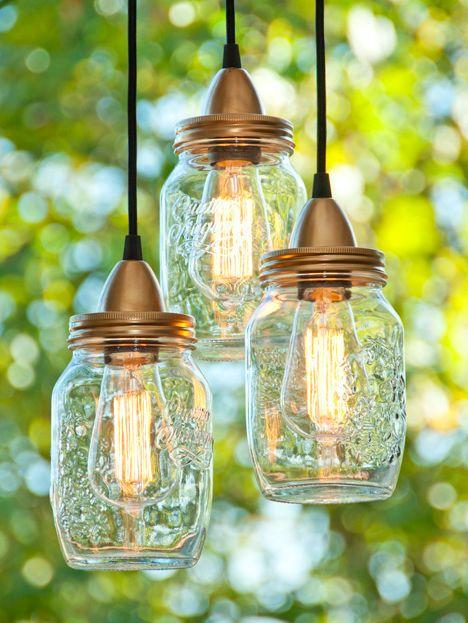 Mason Jar Illumination