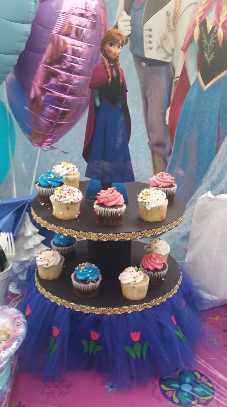 Anna cupcake stand